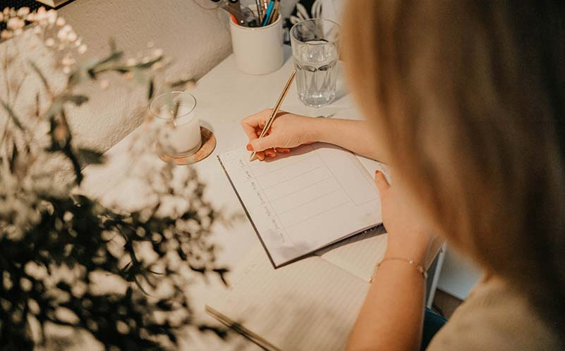 Zauberhaut Blog – Coaching für Haut und Seele: Mein Geheimnis für gesunde Haut ist das Schreiben