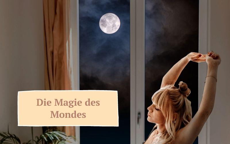 Zauberhaut Blog – Coaching für Haut und Seele: Magie des Mondes