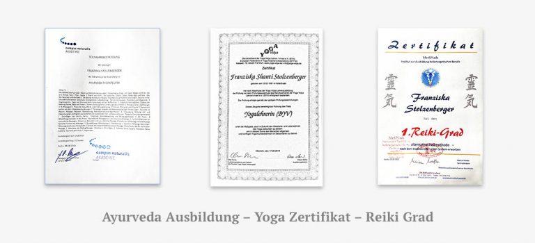 Zauberhaut Franziska Stolzenberger Zertifkate Banner