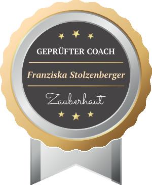 Zauberhaut Siegel Coach Franziska Stolzenberger