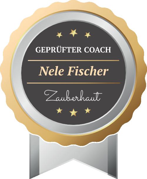 Zauberhaut Siegel Coach Nele Fischer